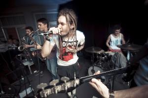 «Zebros Band» / «Живые» / 24.04.2017